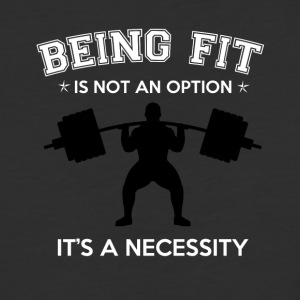 BEING FIT - Baseball T-Shirt
