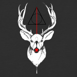 Deer - Baseball T-Shirt