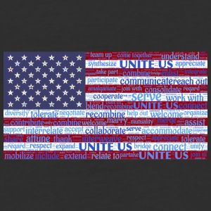 us flag 1779063 1920 - Baseball T-Shirt