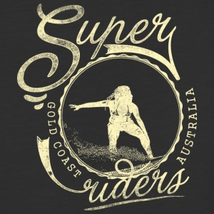 super_surfer - Baseball T-Shirt