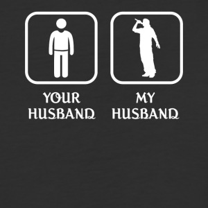 Husband Beatboxing Love- cool shirt,geek hoodie,ta - Baseball T-Shirt