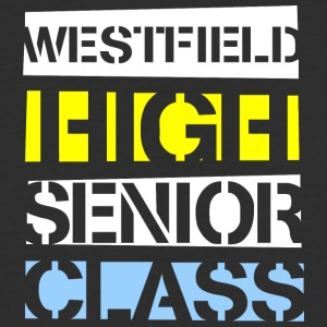WESTFIELD HIGH SENIOR CLASS - Baseball T-Shirt