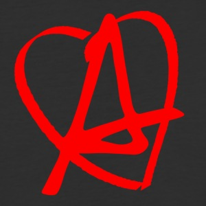 Love & Anarchy - Baseball T-Shirt