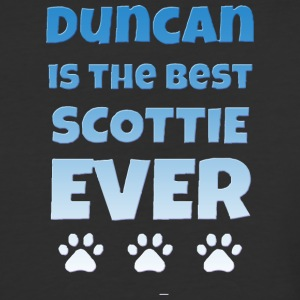 duncan is the best scottie - Baseball T-Shirt