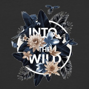 INTO THE WILD - Baseball T-Shirt