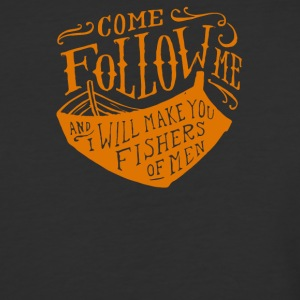 Come follow me - Baseball T-Shirt