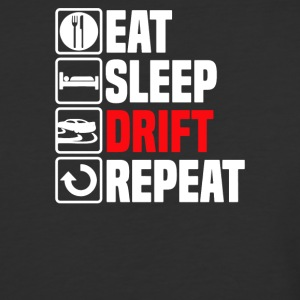 Eat Sleep Drift - Baseball T-Shirt