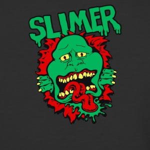 Ghost Slime - Baseball T-Shirt