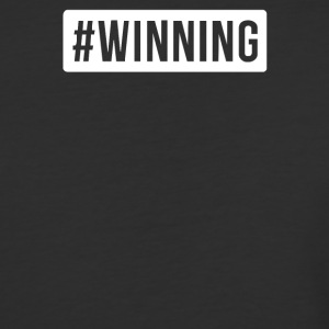 WINNING PRINTED - Baseball T-Shirt