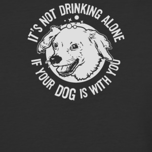 Drinking With Your Dog - Baseball T-Shirt