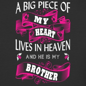 He Is My Brother T Shirt - Baseball T-Shirt