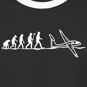 evolution glider pilot - Baseball T-Shirt