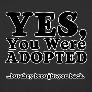 Adopted - Baseball T-Shirt