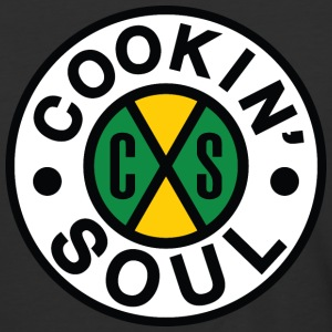 cookin soul - Baseball T-Shirt