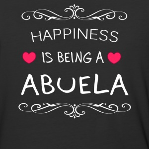 Happiness Is Being a ABUELA - Baseball T-Shirt