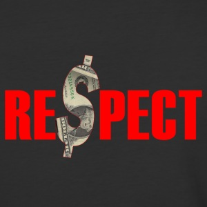 Re$pect - Baseball T-Shirt