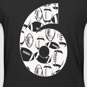 The Number 6 - Baseball T-Shirt