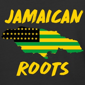 Jamaican Roots designs - Baseball T-Shirt