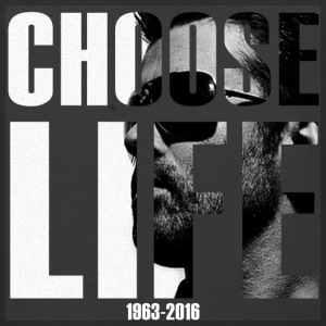 Choose Life 1963-2016 - Baseball T-Shirt