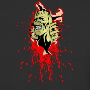 monster_inside - Baseball T-Shirt