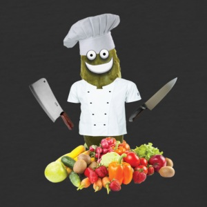 Chef Pickle - Baseball T-Shirt