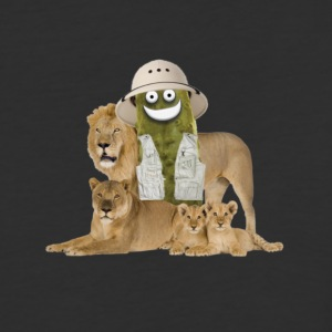 Safari Pickle - Baseball T-Shirt