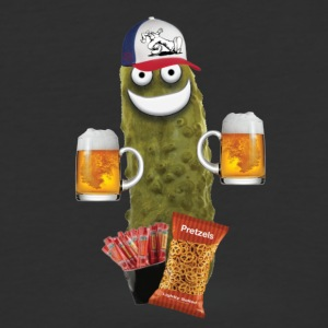 Drinking Buddy Pickle - Baseball T-Shirt