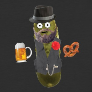 Pub Hipster Pickle - Baseball T-Shirt