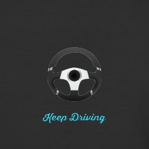 Keep Driving T-shirt - Baseball T-Shirt