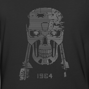 Terminator Head - Baseball T-Shirt