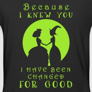 Wicked. Wicked Musical Quotes. - Baseball T-Shirt