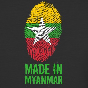 Made In Burma - Baseball T-Shirt