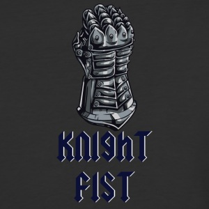 ARMOR KNIGHT FIST - Baseball T-Shirt