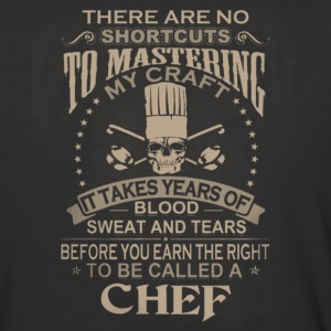 To be called a Chef T-shirt , Funny Shirt - Baseball T-Shirt