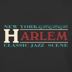halem jazz color - Baseball T-Shirt