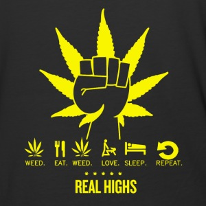 realhigh - Baseball T-Shirt
