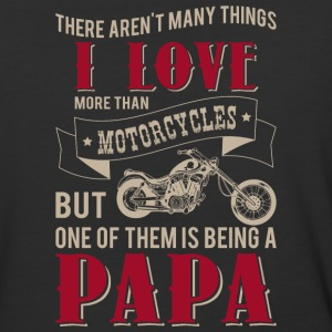 Being A Papa T Shirt - Baseball T-Shirt