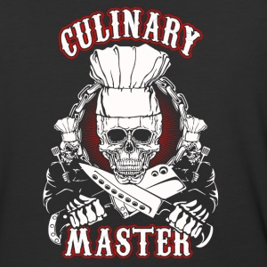 Chef Culinary Master - Baseball T-Shirt