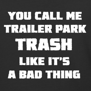 Trailer Park designs - Baseball T-Shirt