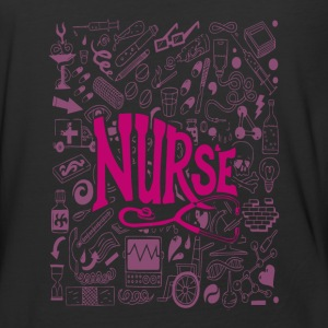 Nurse - Baseball T-Shirt