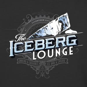 Iceberg Lounge - Baseball T-Shirt