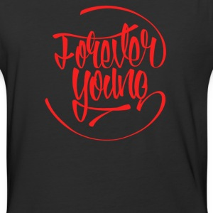 Forever young - Baseball T-Shirt