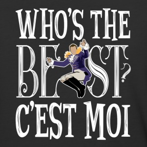 Who is the best? C'est moi! - Baseball T-Shirt