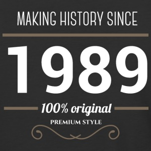 Making history since 1989 - Baseball T-Shirt