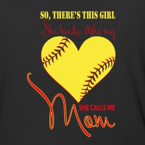 Call Me Mom T Shirt - Baseball T-Shirt