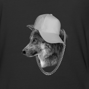 playa wolf - Baseball T-Shirt