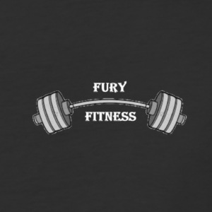 Fury Fitness - Baseball T-Shirt