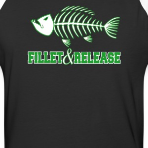 Fillet and release - Baseball T-Shirt