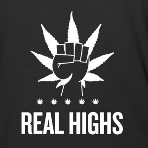 REAL-HIGHS - Baseball T-Shirt