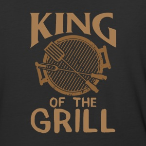 KING OF THE GRILL - Baseball T-Shirt